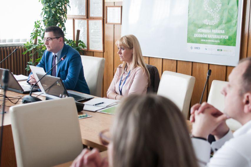 Ochrona prawna zasobów naturalnych (Lublin, 25 kwietnia...