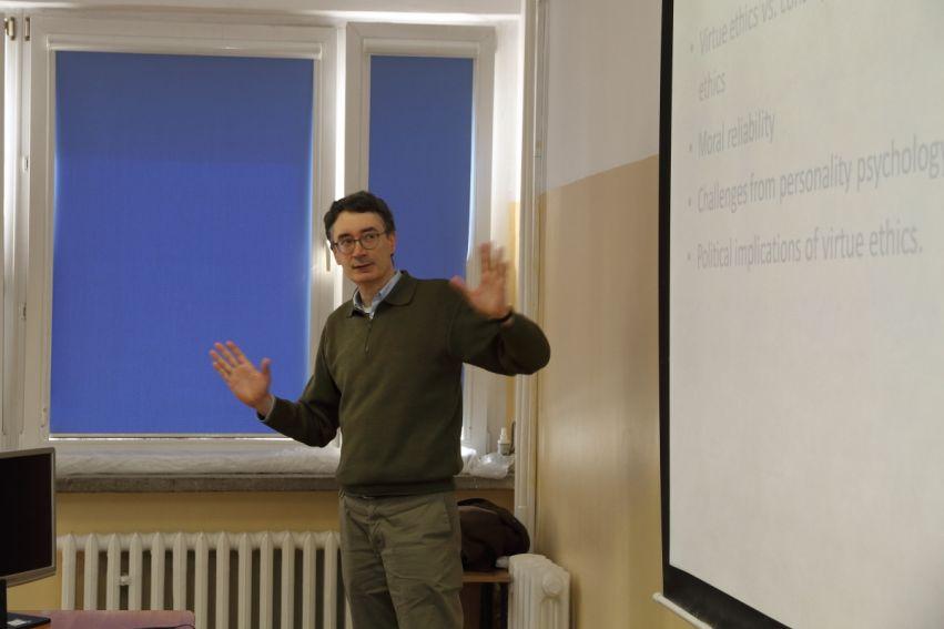 Wykłady Prof. Rui Jorge Sampaio da Silvy