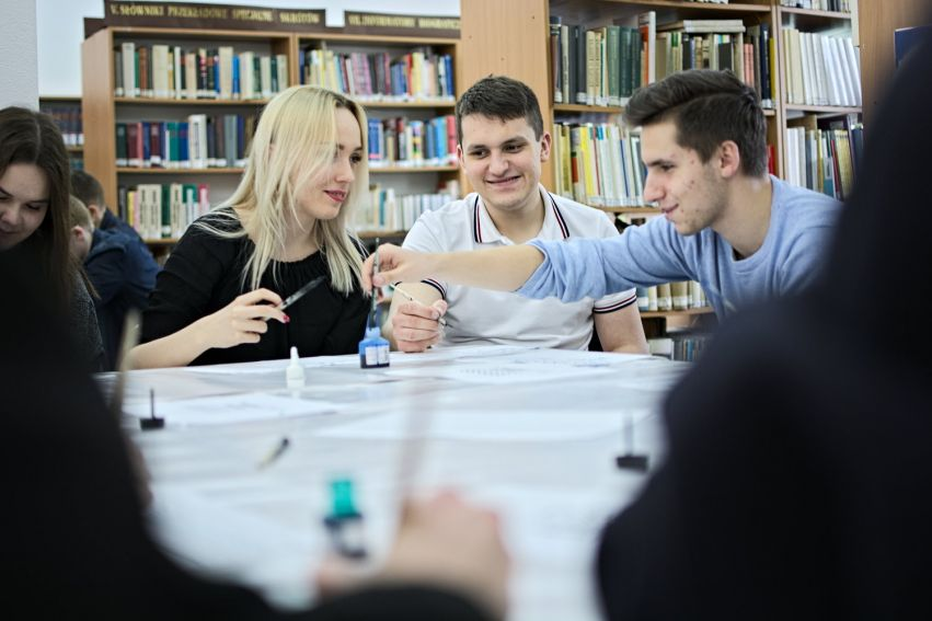 Warsztaty w Bibliotece UMCS