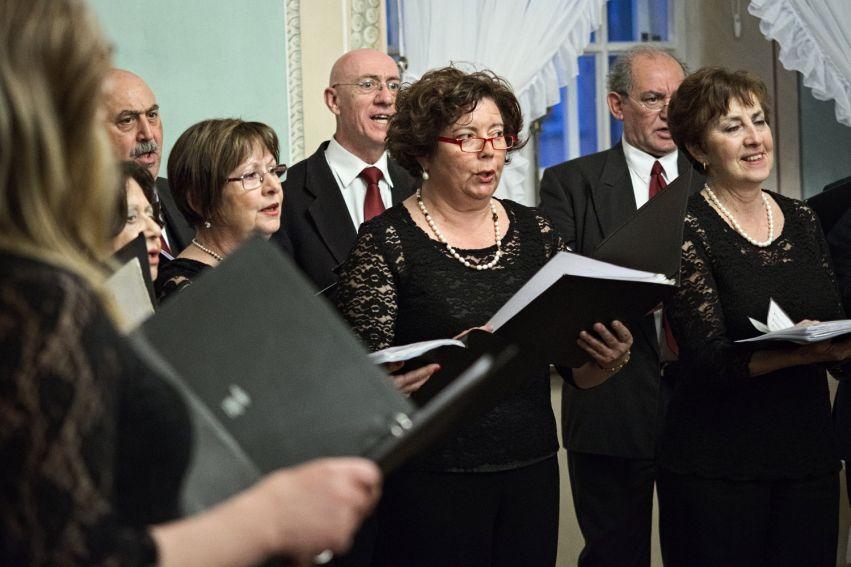 III Festiwal Chórów Miast Partnerskich Lublina - dzień I