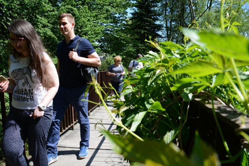 Rodzinna Majówka w Ogrodzie Botanicznym