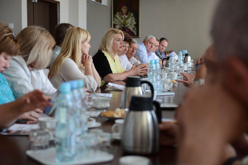 Wizyta delegacji z Ukrainy