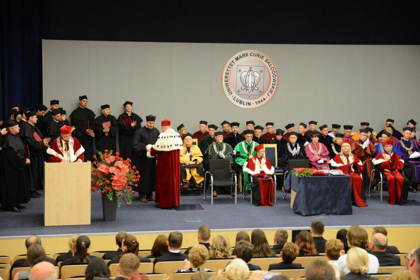 Promocje doktorskie 2017