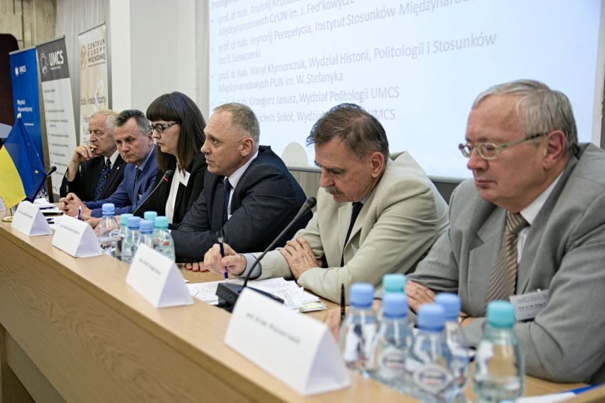 """Konferencja """"Stosunki polsko-ukraińskie w XX i XXI..."""