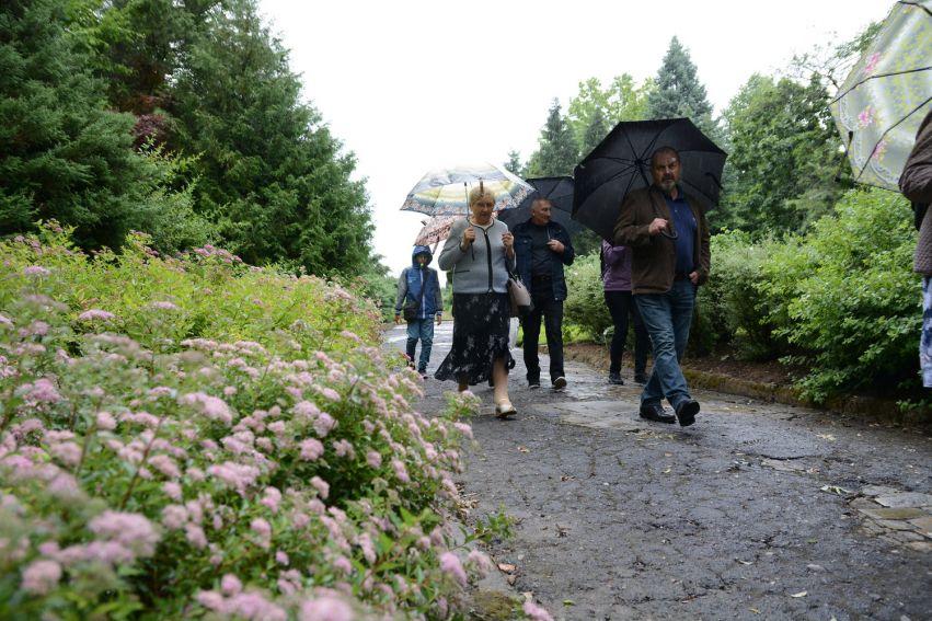 Święto Pszczół i spacer po Ogrodzie Botanicznym UMCS