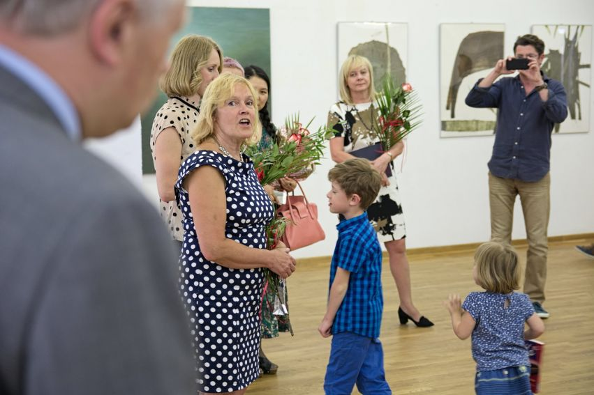 """Wystawa """"1+5"""" w Centrum Kultury i Sztuki..."""