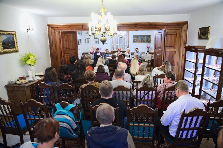 2.09.2017: Narodowe Czytanie 2017 w Ogrodzie Botanicznym