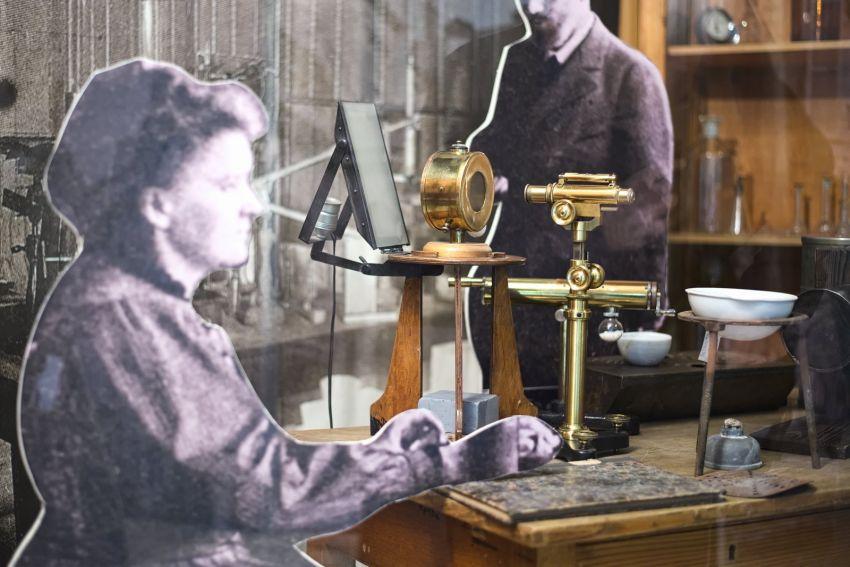 Wystawa Maria Curie-Skłodowska 1867-1934