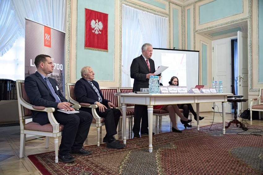 Samorządowe tradycje siedemsetletniego Lublina - konferencja