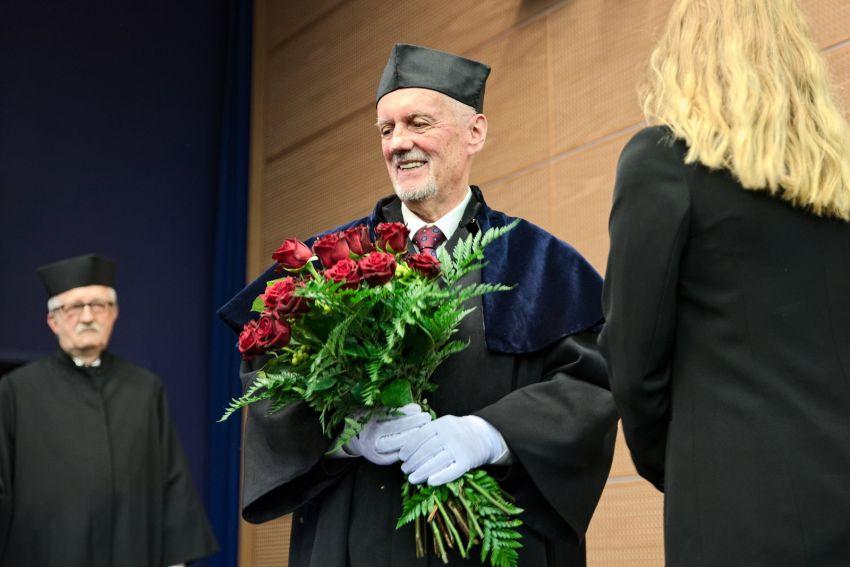 Odnowienie doktoratu prof. Kazimierza Goebla