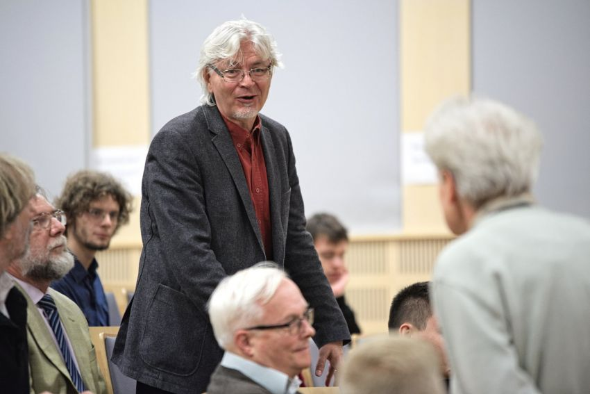 Wykład prof. Rogatko - Odkrycie fal grawitacyjnych