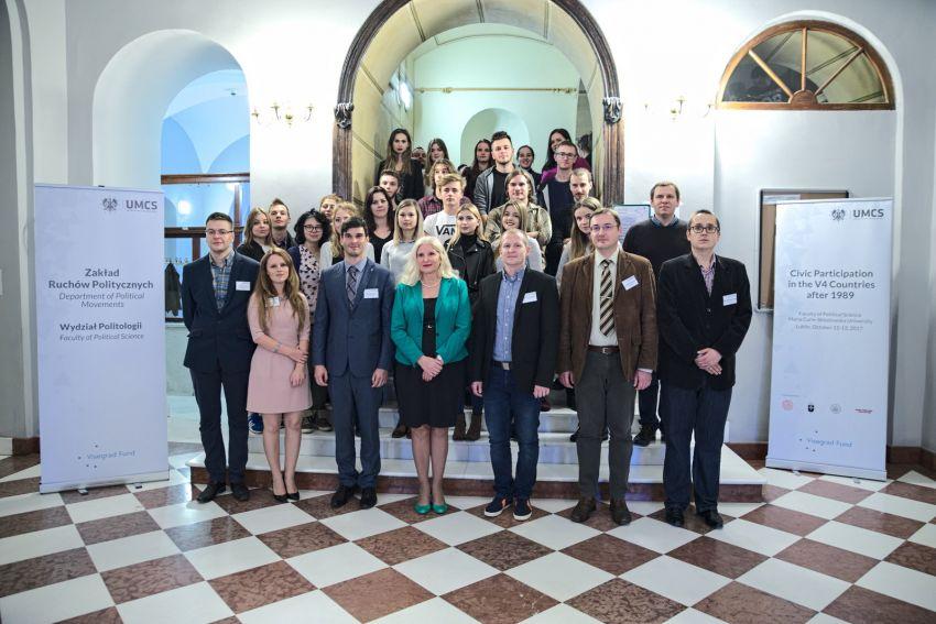 Konferencja o partycypacji obywatelskiej i referendum w...