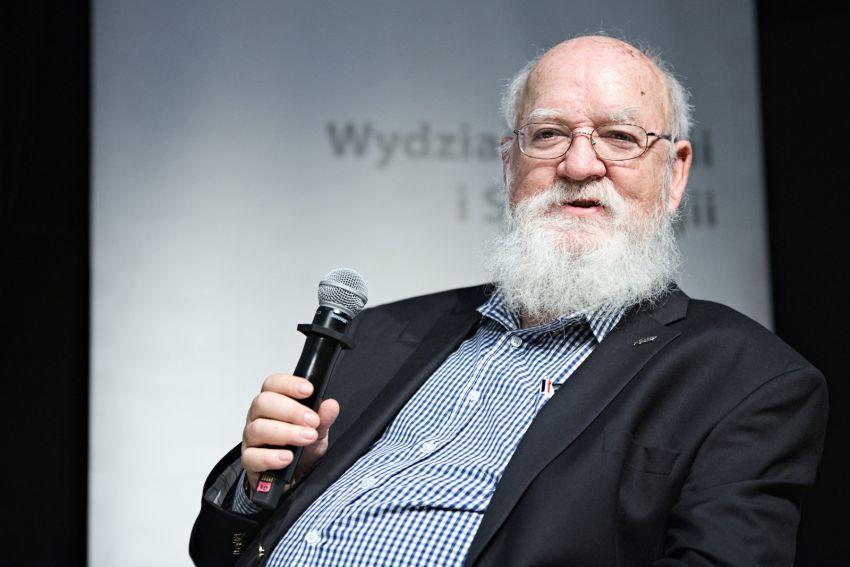 Wykład Daniela Dennetta