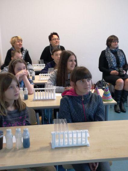 Fotorelacja z wizyty uczniów Szkoły Podstawowej im. Marii...
