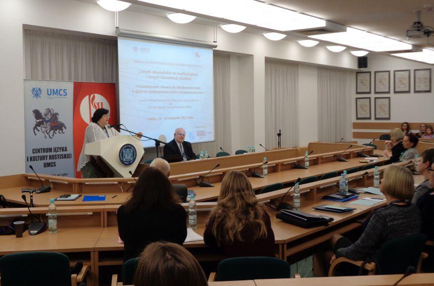 Międzynarodowa konferencja glottodydaktyczna