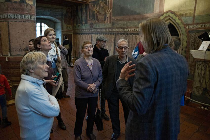 Wnuki Noblistki w Lublinie - 11.11.2017