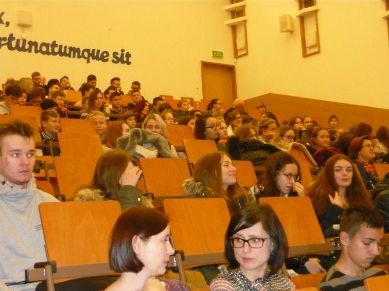 """""""Spotkania z lingwistyką"""" 1.12.: Interpreting:..."""