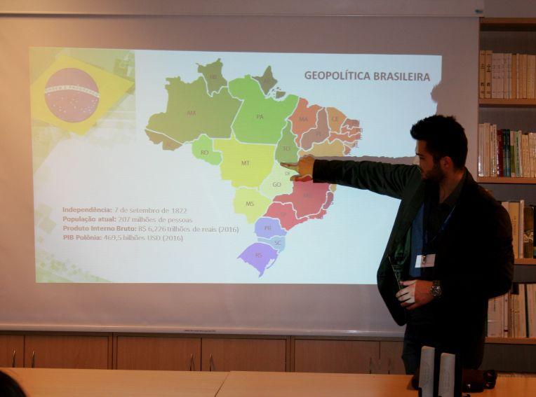 RAFAEL ZIMMERMANN Z UNIJUI – AUTORSKI PROJEKT NT. BRAZYLII