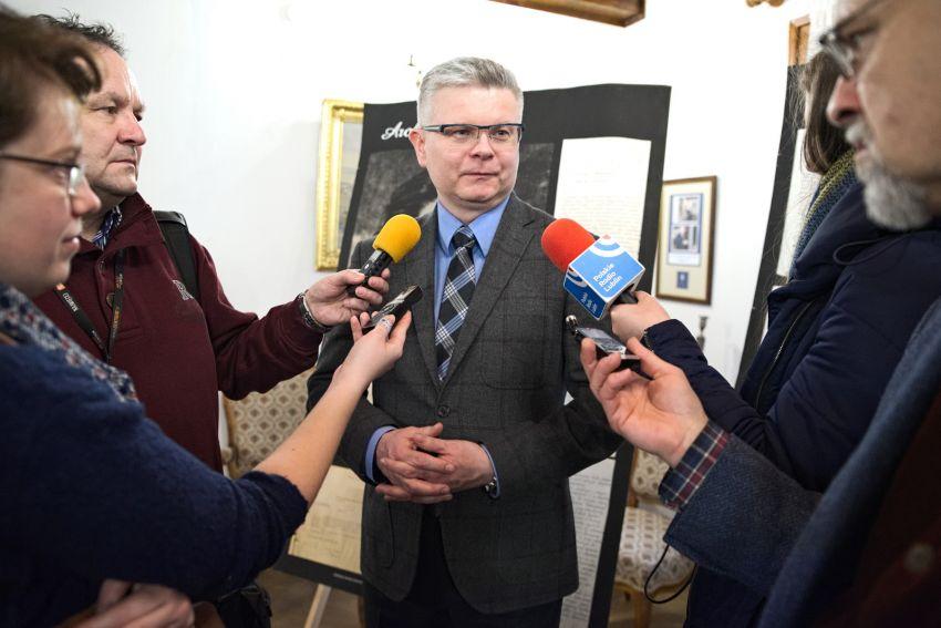 """Konferencja """"Współcześni i potomni o Tadeuszu..."""