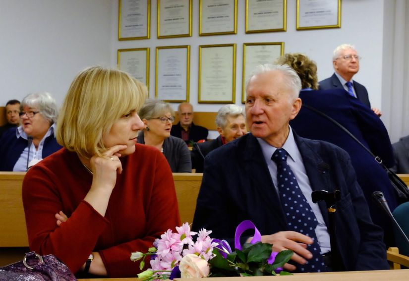 Z Jubileuszu prof. dr. hab. Henryka Kardeli