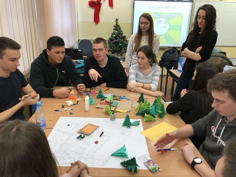 Warsztaty - IX LO - Moja idealna szkoła