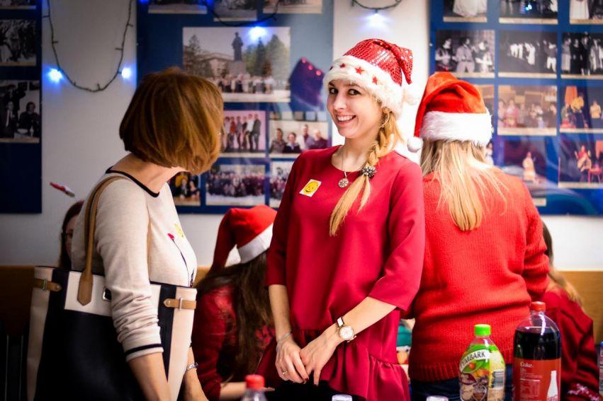 Christmas Party KNA 2017