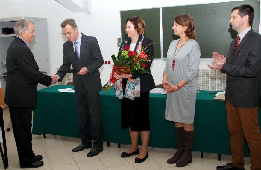 prof. Zdzisław Michalczyk