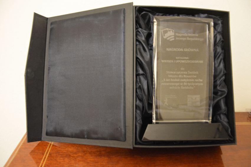 Nagroda im. Jerzego Regulskiego
