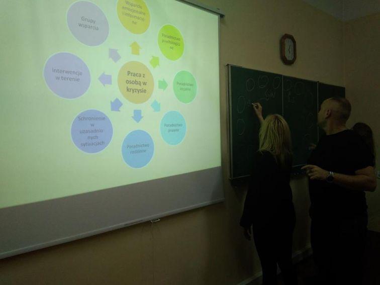"""""""Komunikacja ze studentem w trudnej sytuacji"""""""