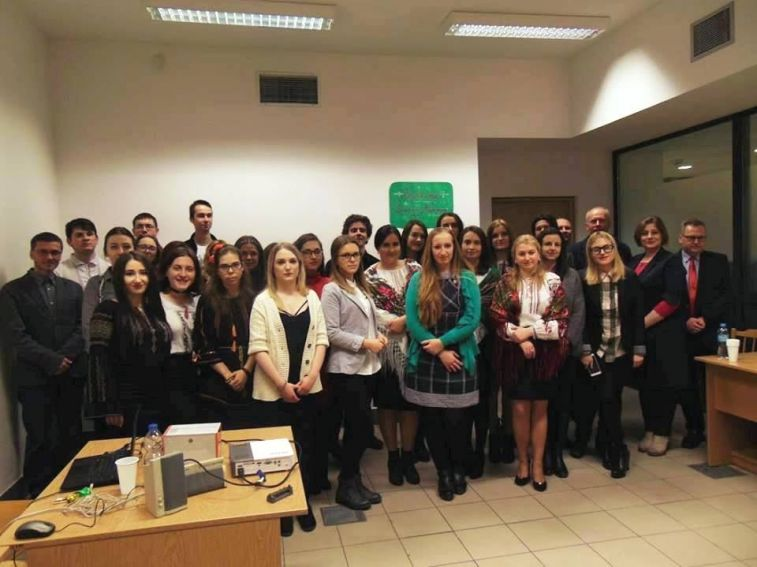 Spotkanie świąteczno-noworoczne w Instytucie Filologii...