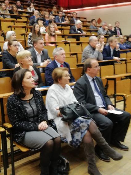 20. Wydziałowa Konferencja Sprawozdawcza