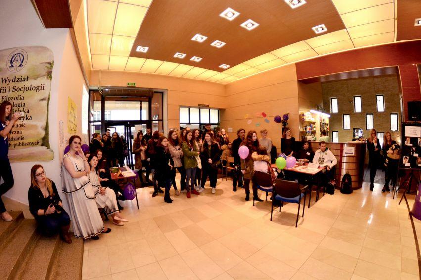 Drzwi Otwarte UMCS na WFiS - Fotorelacja