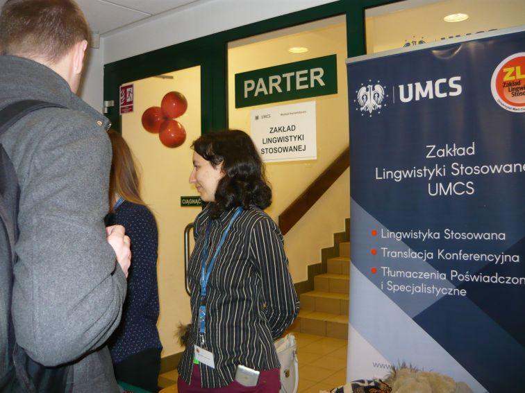 Dzień Otwartych Drzwi UMCS - 9.03.2018 r. Stanowisko...