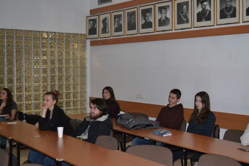 Relacja z XLIII Debaty Studenckiej - Badania ruchu...