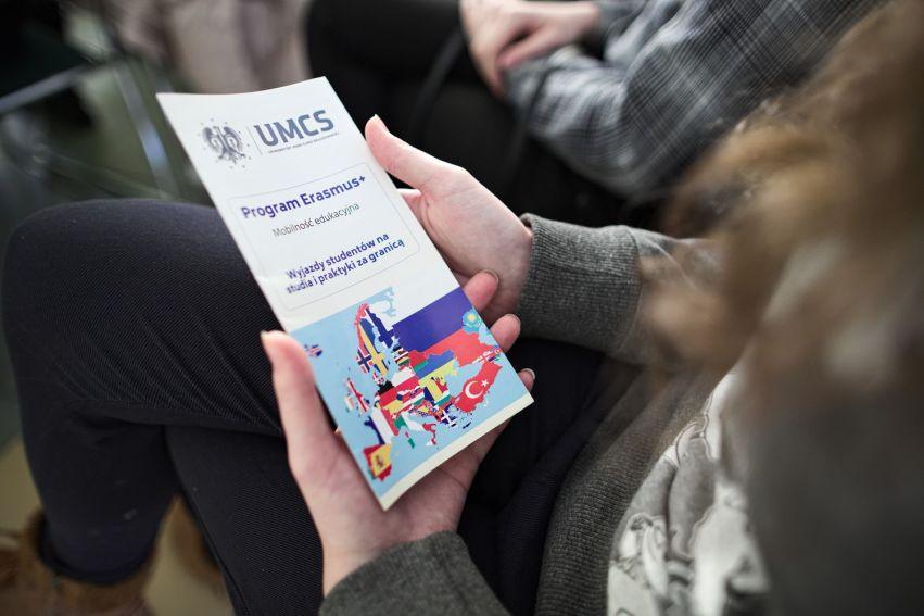 Dzień Erasmusa na UMCS