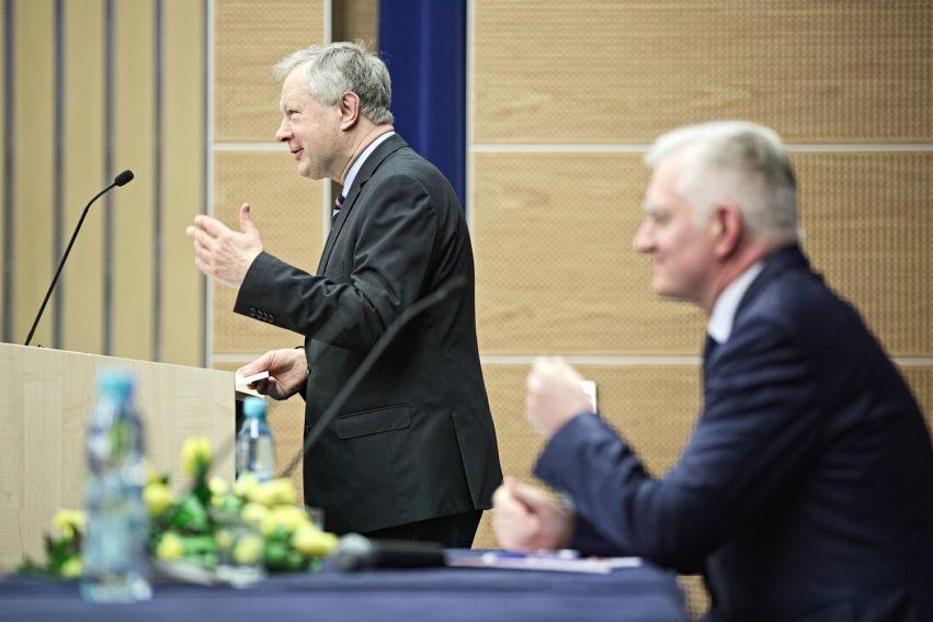 Wizyta ministra Jarosława Gowina