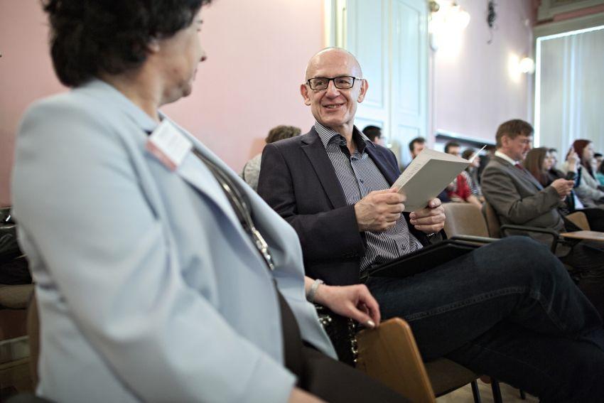 """Konferencja """"Współczesne media – problemy i metody badań..."""