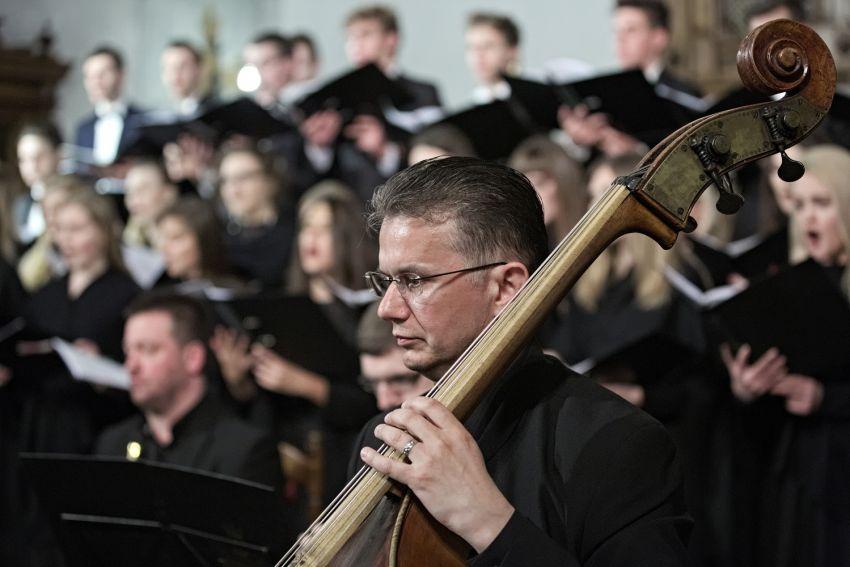 """Koncert """"Gloria"""" Antonio Vivaldi"""