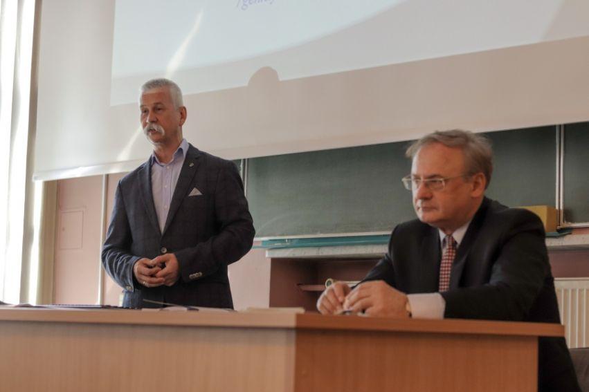 Spotkanie z płk. Adamem Gwiazdowiczem