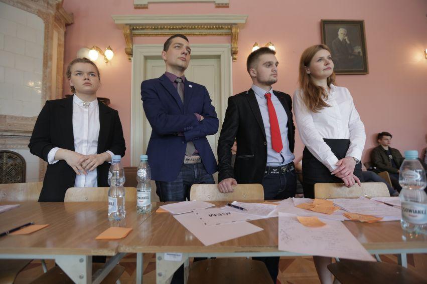Debaty oksfordzkie - finał