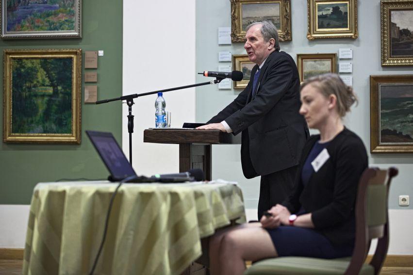"""Konferencja """"Badania archeologiczne w Polsce..."""