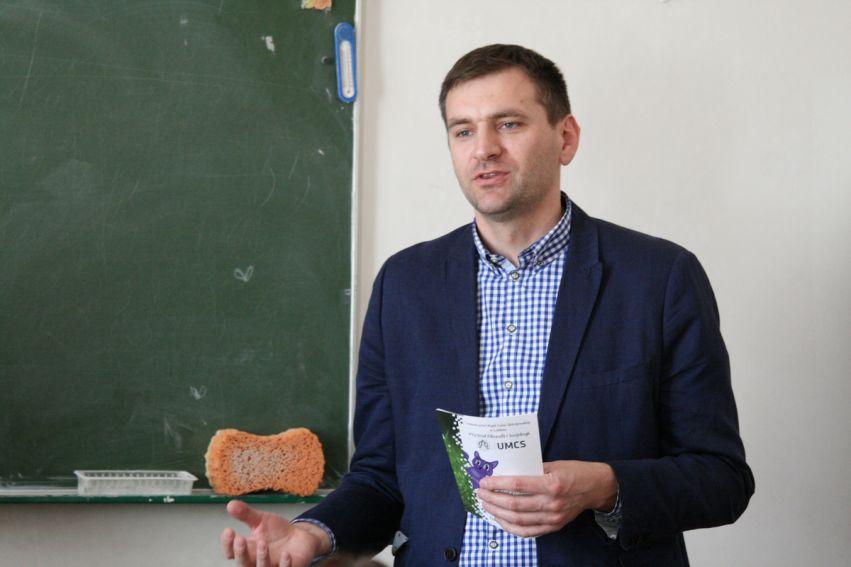 Wyjazd promocyjny na Ukrainę
