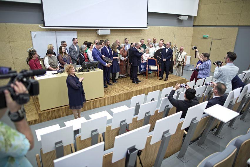 Jubileusz prof. Andrzeja Kokowskiego