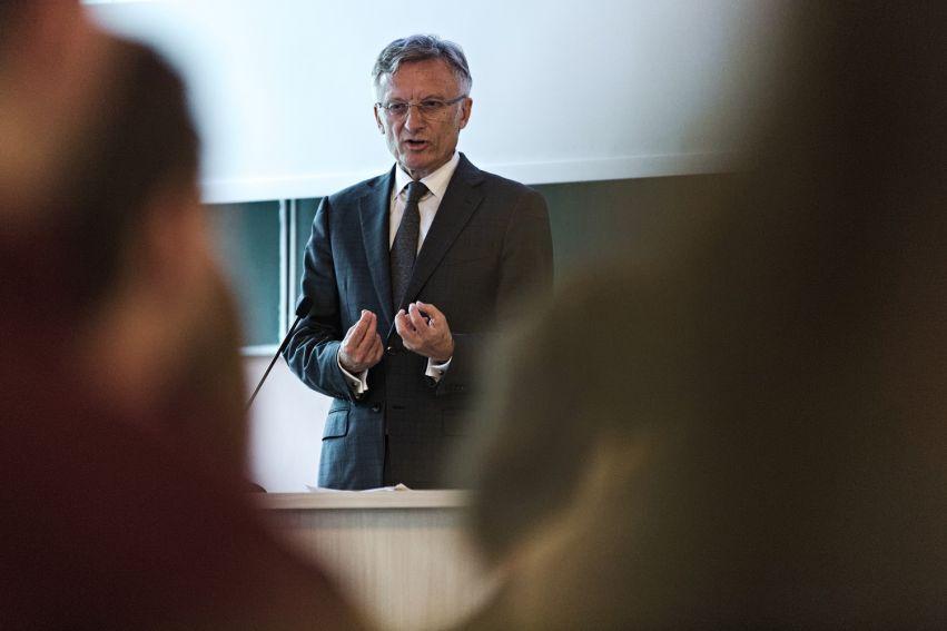Spotkanie z Przedstawicielem KE dr. Markiem Prawdą