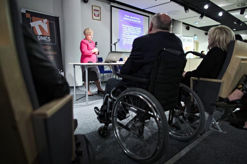 """Konferencja """"O niepełnosprawności raz jeszcze"""""""