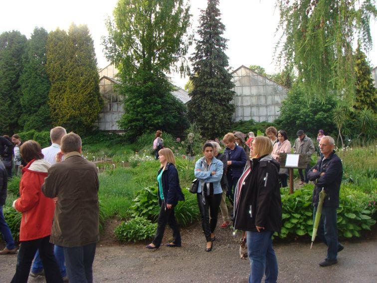 19 maja: Noc Muzeów w Ogrodzie