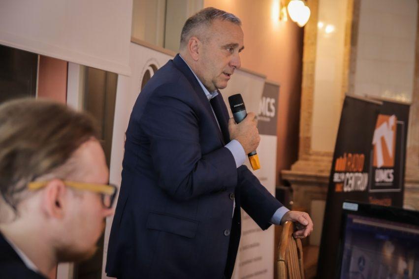 Spotkanie z Grzegorzem Schetyną.