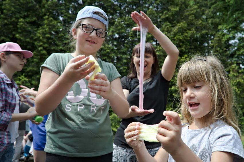 Piknik dla dzieci pracowników UMCS