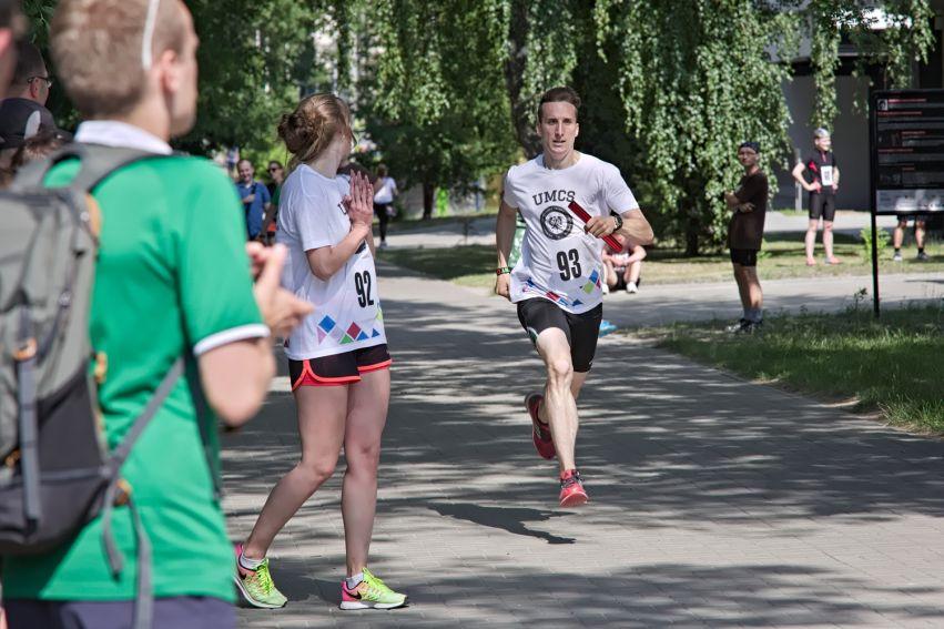 XXI bieg o Puchar Rektora