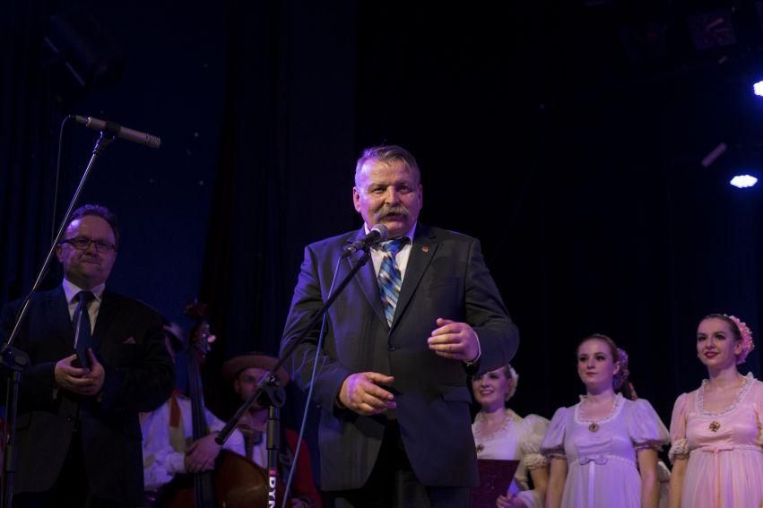 Jubileusz 65-lecia Zespołu Tańca Ludowego UMCS cz. I